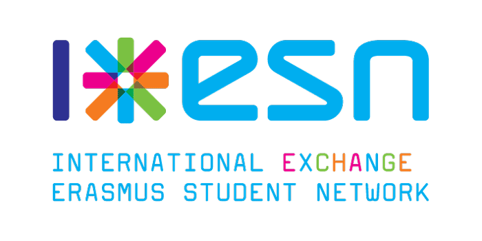 Picture: Logo of the Erasmus Student Network (ESN)