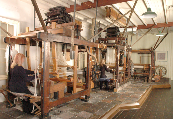 Picture: Weaving workshop